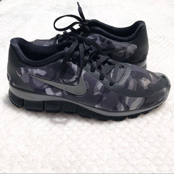 Nike Shoes | Nike Camo 5 Running Shoes